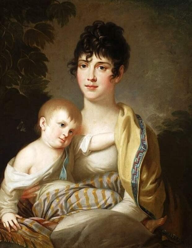 Что сделал адъютант Безобразов, узнав что его жена беременна от Николая I