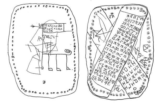 5 писем древних школьников