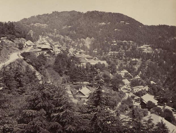 Albom fotografii indiiskoi arhitektury vzgliadov liudei 90