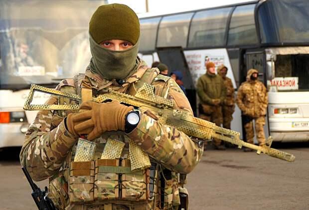 Коронавирус серьезно подкосил ряды украинской армии в Донбассе