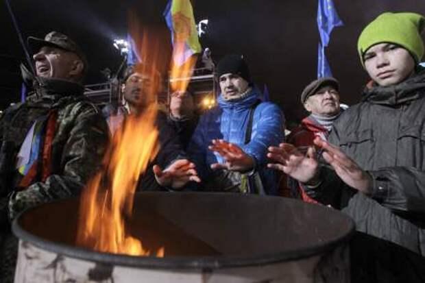 Холода пришли, Украина передумала: Россия, гони газ!