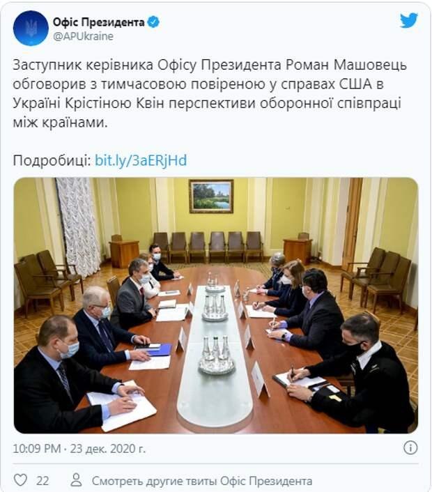 Не «Хуавей» устанавливать. Украина попала в новую зависимость от США