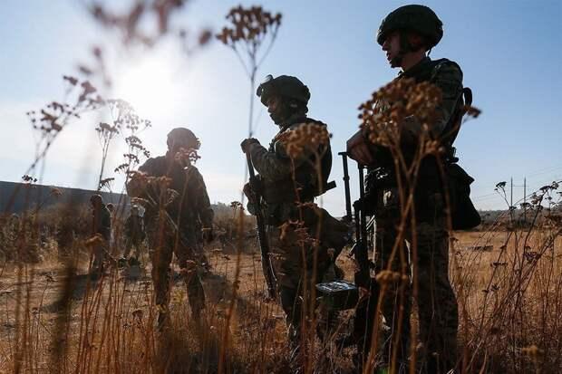 ЕС назвал развертывание сил России у границ с Украиной «крупнейшим в истории»