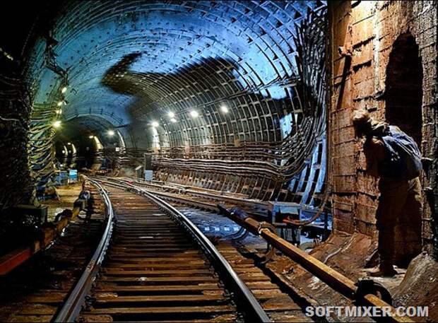 Tаинственные истории связанные с метро…