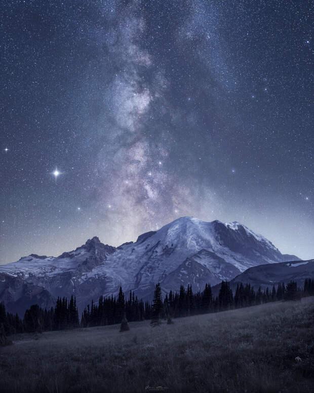 Природа и путешествия на снимках Джона Бирна