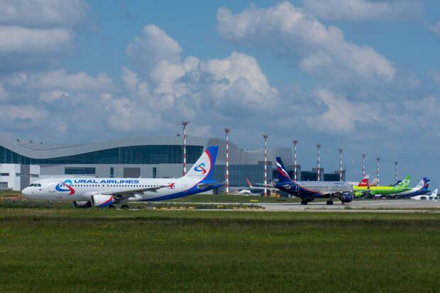 Симферопольский аэропорт побил очередной рекорд по числу пассажиров