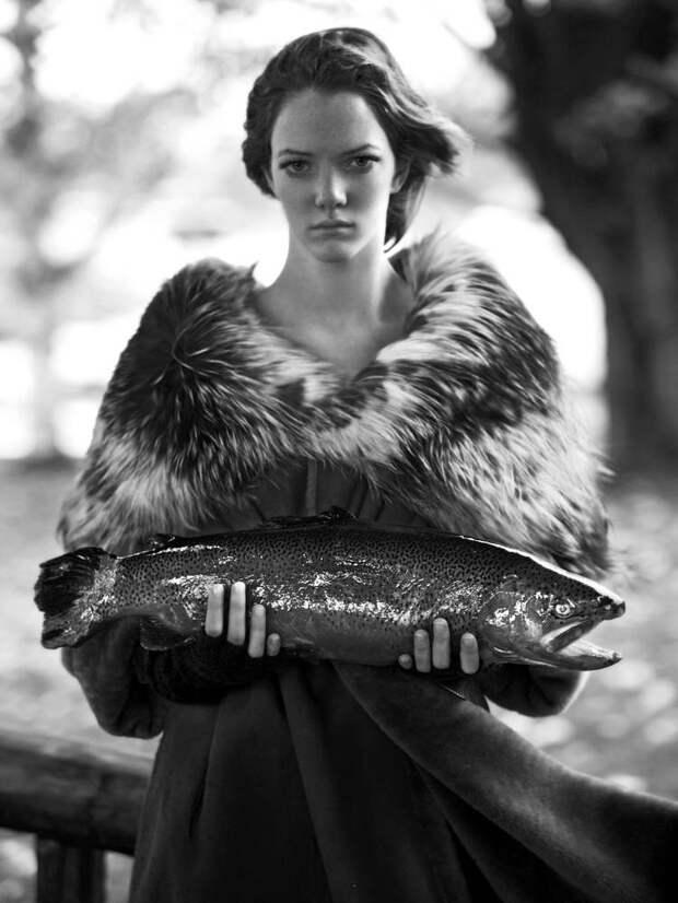Красота фатальная от Андреа Варани 39