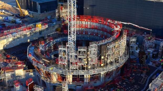 Российский судостроительный завод участвует в создании термоядерного реактора во Франции