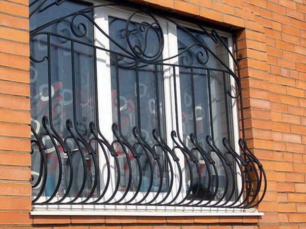 Установка решеток на окна - надежная защита жилья