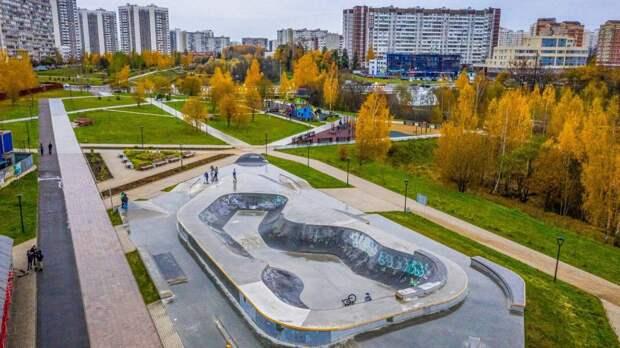 Живописный променад у пруда появился в Зеленограде