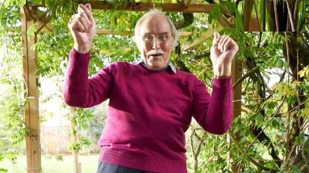 Пенсионер захотел стать артистом — и ему это удалось!