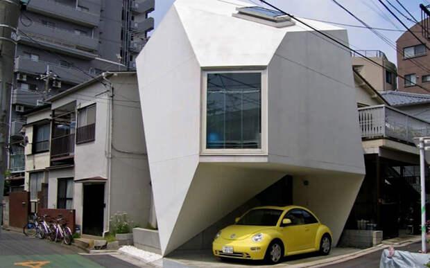 10 микроскопических домов созданных на зависть городским