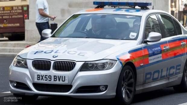 Автомобиль сбил группу школьников в Британии