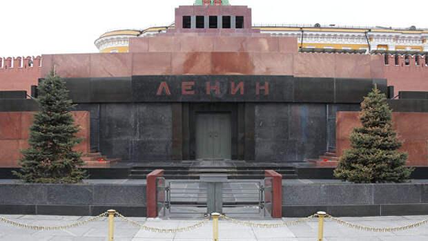Закопаем к празднику: Эксперт предложил ЦИК провести референдум по вопросу захоронения Ленина