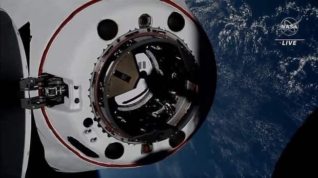 Илонмасковские Crew Dragon начинают чувствовать себя в космосе как...