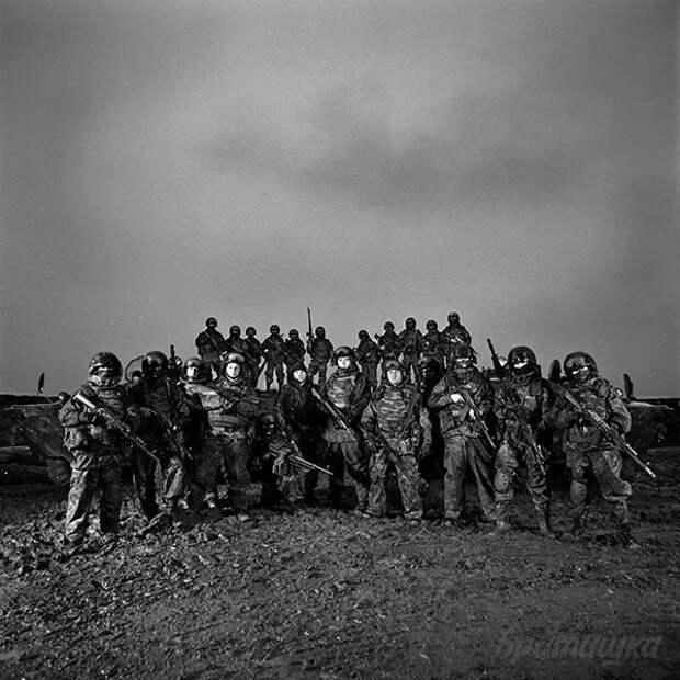 Ветераны спецназа