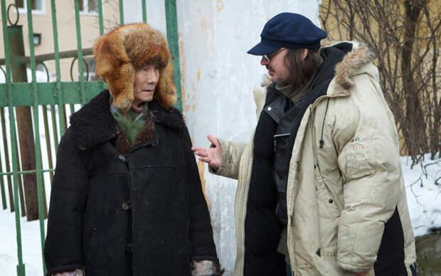 Михаил Скрябин и Алексей Балабанов