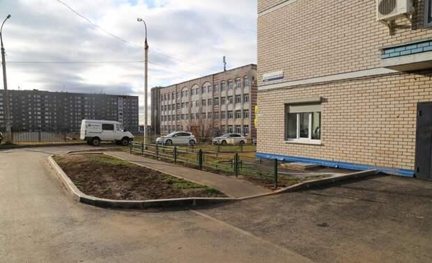 28 дворов преобразились в Ижевске благодаря нацпроекту