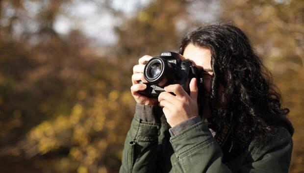 Подольчане смогут сделать снимки в фотозоне парка имени Талалихина 7 октября