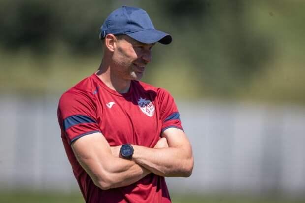 Алексей Березуцкий официально стал главным тренером ЦСКА