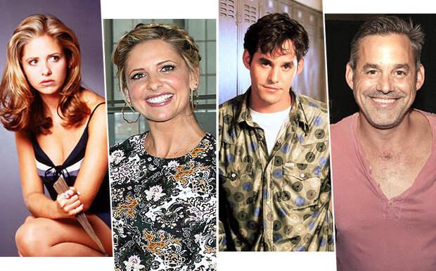 Актеры сериала «Баффи — истребительница вампиров» 21 год спустя