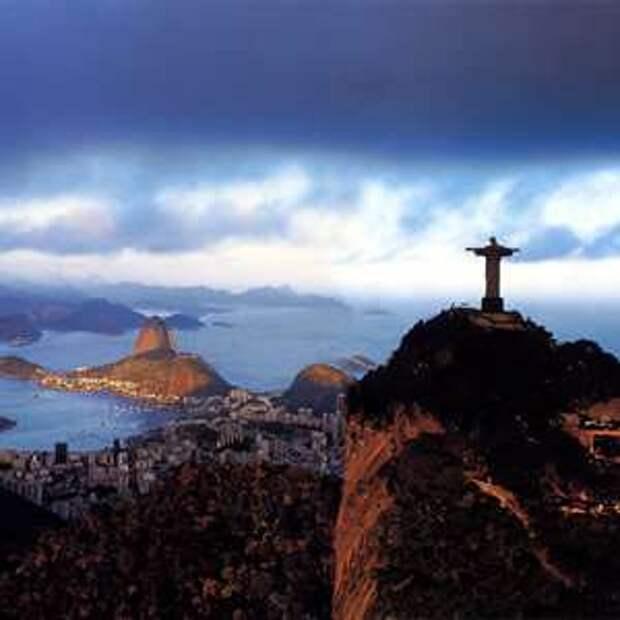 Пейзаж Бразилии. Фото