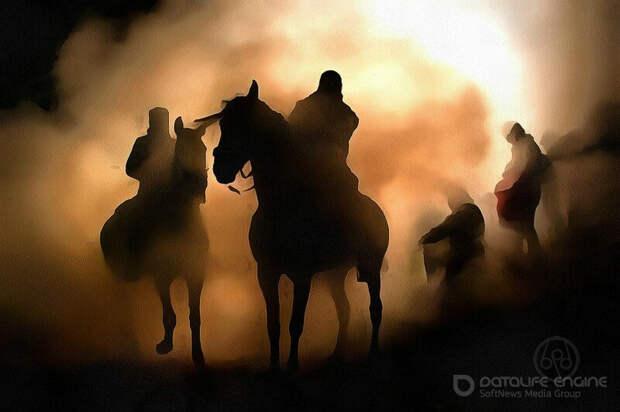 Монгольские племена на Кавказе