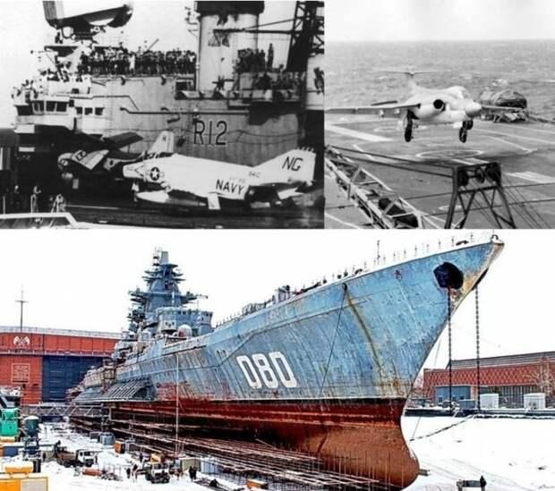 На пути к Цусиме: наш флот без авианосцев