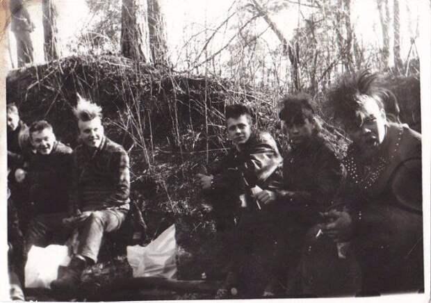 70 искренних фотографий эстонской панк-культуры 1980-х годов 9