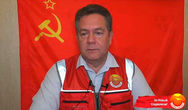 Николай Платошкин заявил, что в случае прихода к власти генеральский корпус МВД будет уволен весь