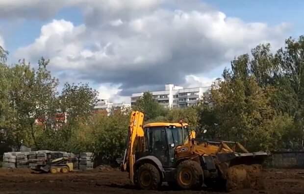 """Стоп-кадр из видео """"Местные новости"""""""