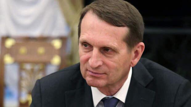 """Глава СВР назвал """"ложью"""" заявления о причастности России ко взрывам в Чехии"""