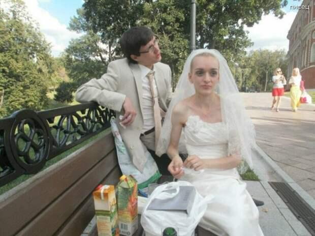 Эта свадьба, свадьба, свадьба пела и плясала... Обалденно!
