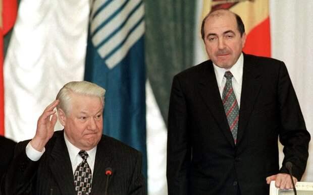 Борис Березовский. Скандалы и враги миллиардера.