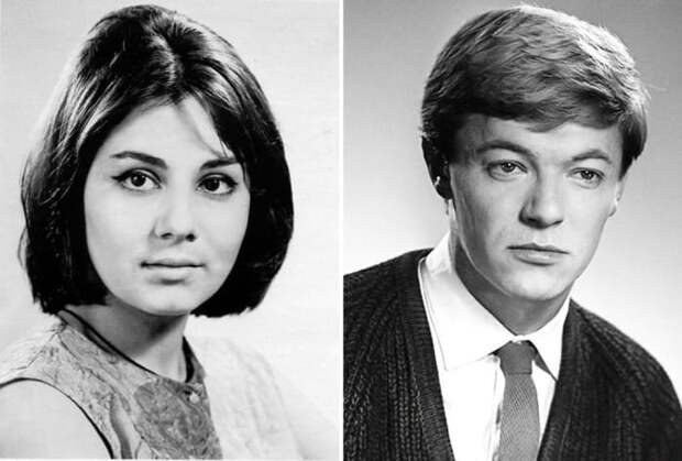 Пары советских знаменитостей, которые расстались вскоре после свадьбы