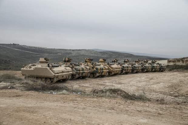 Avia.pro: турецкие танки и артиллерия выдвинулись к границе с Арменией