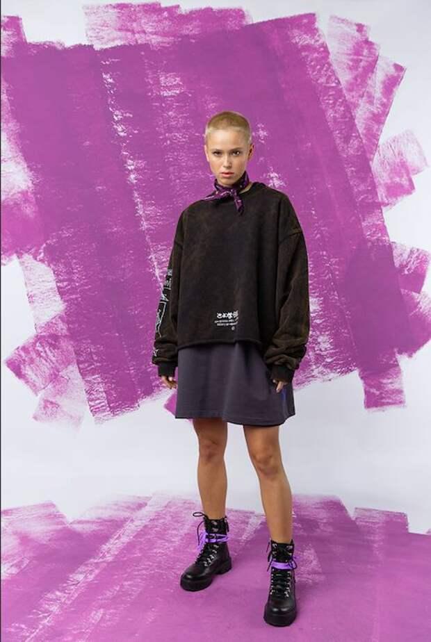 5 фото из коллекции одежды Sayonara Boy от Элджея