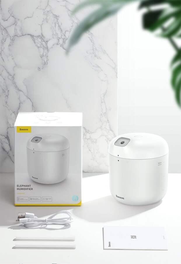 Распродажа 11.11 Увлажнитель воздуха Baseus для дома и офиса 600 мл