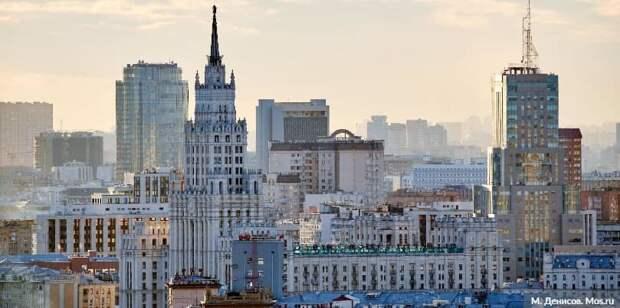Депутат МГД Артемьев подчеркнул социальную направленность бюджета столицы/Фото: М. Денисов mos.ru