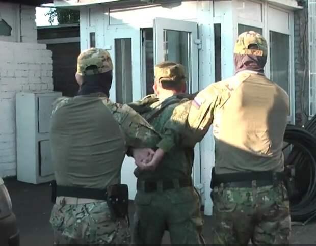 Новое задержание по подозрению в работе на украинскую разведку - на этот раз в Барнауле