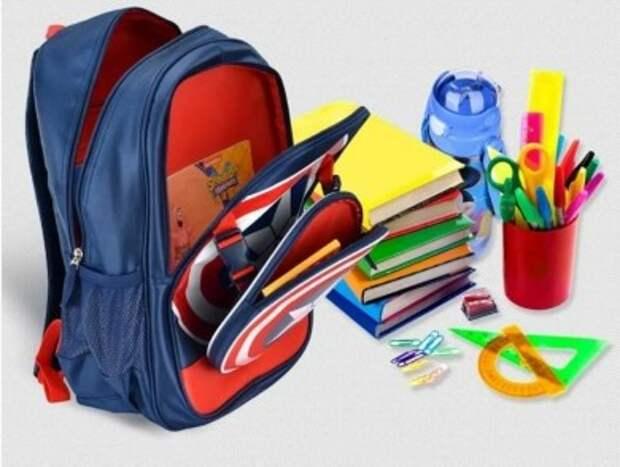 Выплата единовременной матпомощи для подготовки школьников к новому учебному году.