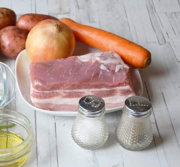 Свиные ребра в духовке