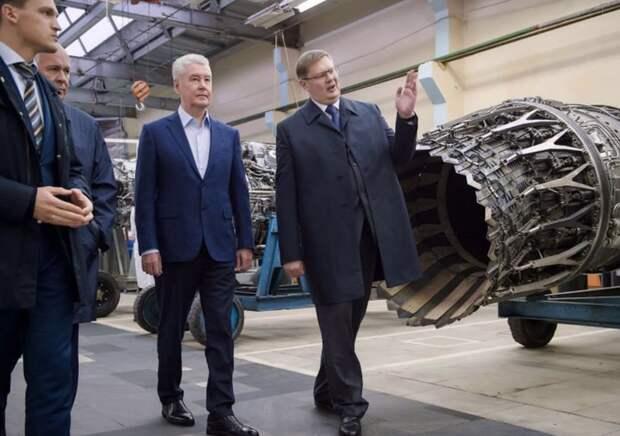 Герой российской Федерации шеф-пилот ПАО «Компания «Сухой» (в составе ОАК) Сергей Богдан