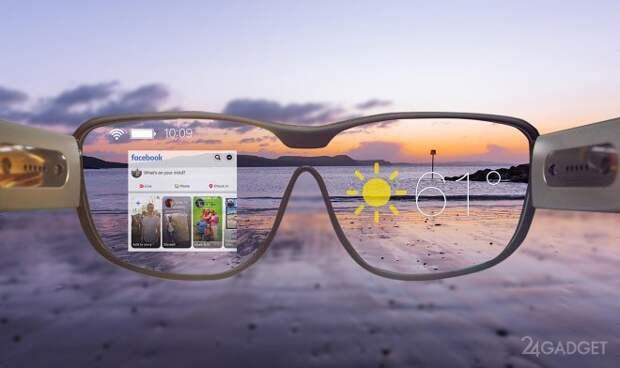 Facebook собирается в этом году выпустить смарт-очки совместно с Ray-Ban