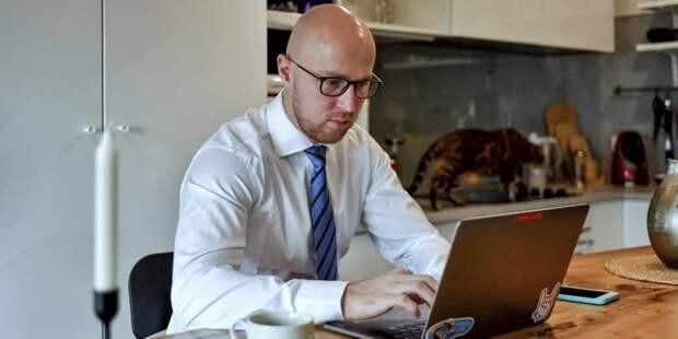 Заявление на онлайн-голосование 17-19 сентября уже подали 300 тыс москвичей
