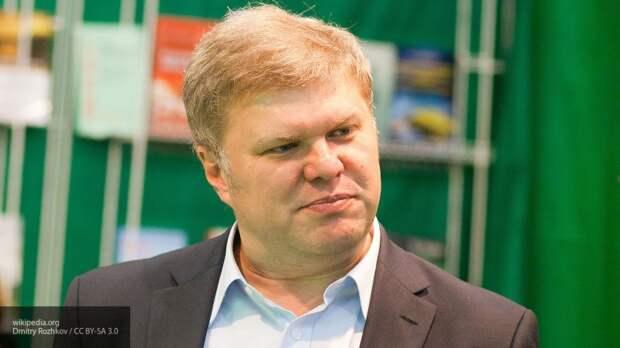 Гудков с треском проиграл дебаты Канделаки по самым важным политическим вопросам