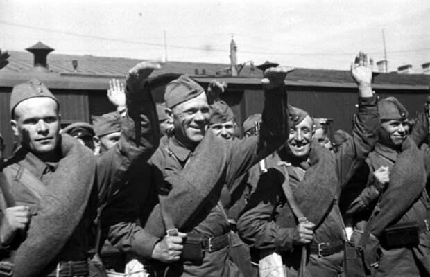 Выступление Молотова 22 июня 1941 г