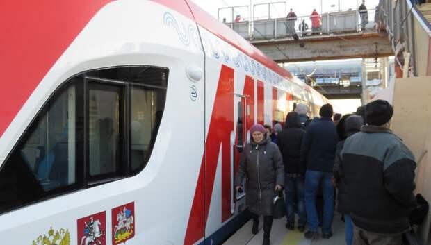 Давка в первые дни запуска МЦД произошла из‑за запутавшихся пассажиров