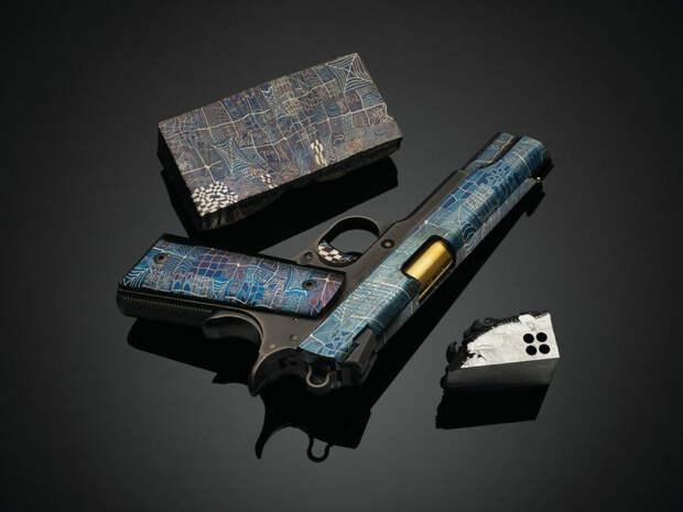 Пушка — лучший подарок
