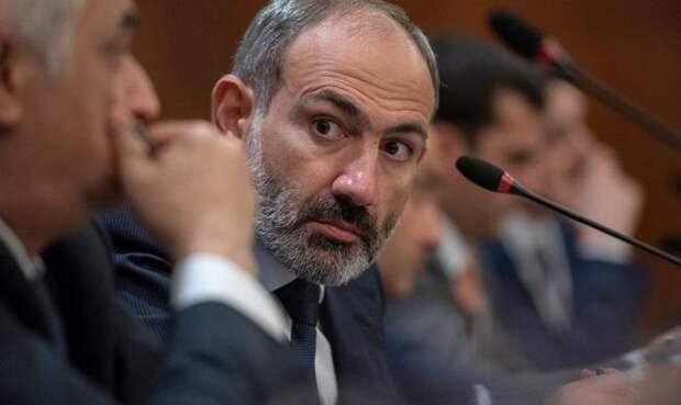Историк окапитуляции Армении: «Пашинян— непастырь для своего народа»